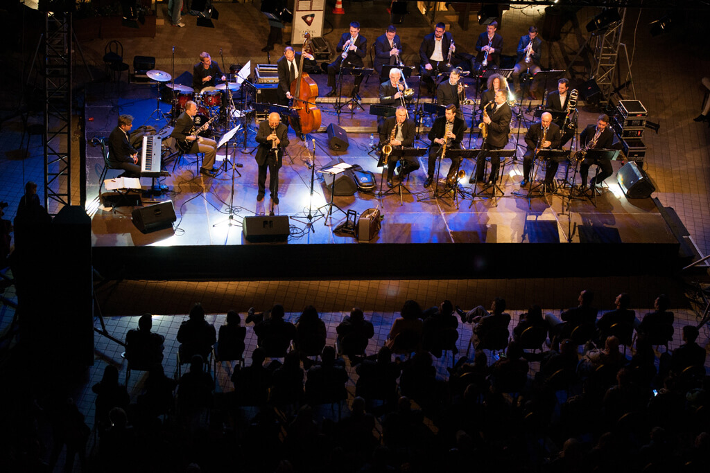 A Tempo Festival – Concert by The Big Band of RTS