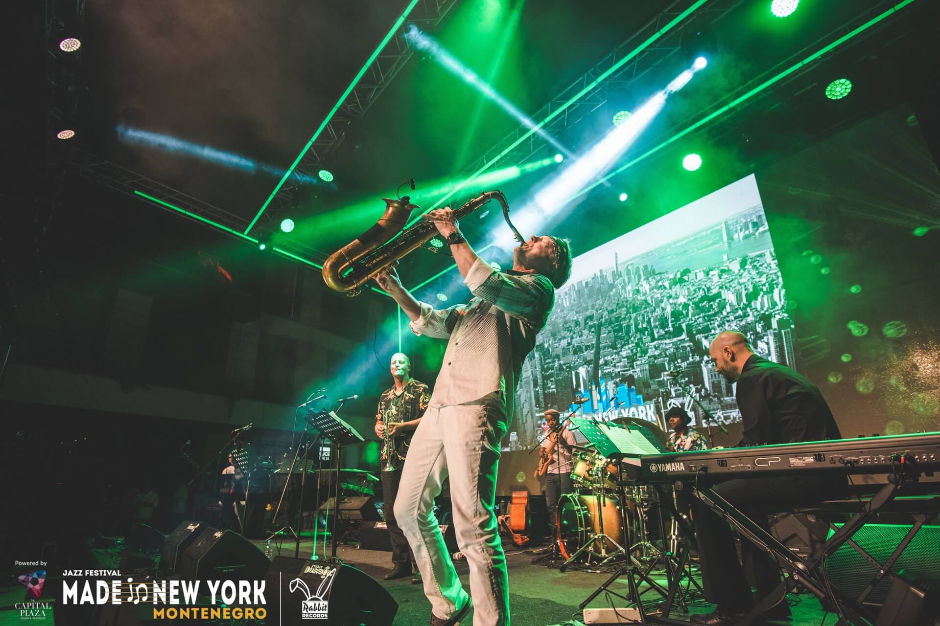 Made in New York Jazz Festival Montenegro 2019